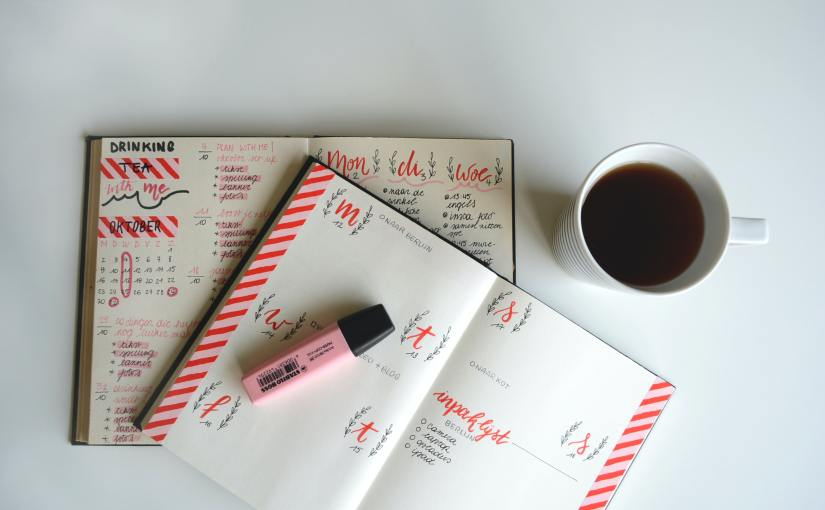 How to Start a Bullet Journal in2021
