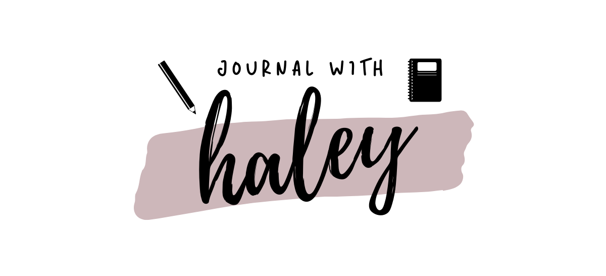 Journal with Haley