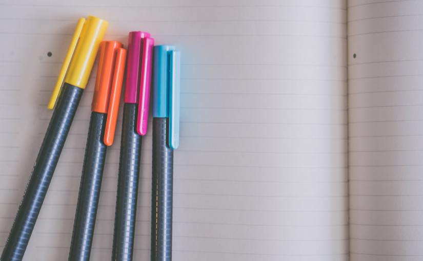 Reviewing Aesthetic StationeryTrends